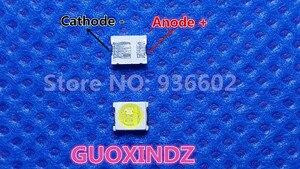 Image 1 - JUFEI  LED  Backlight   1210 3528 2835  1W  6V  96LM  Cool white  LCD Backlight for TV   TV Application  01.JT.2835BPWS2 C