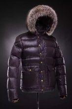 2016 новая тенденция в мужской пиджак пиджак и пальто открытый мужской енот меховые воротники теплая зима