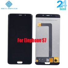 For Original Elephone S7 LCD in Mobile phone