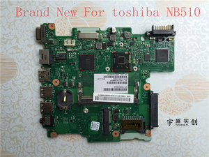 Brand New Per Toshiba Satellite NB510 Scheda Madre N2600 CPU V000268060 6050A2488301-MB-A02(China)