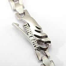 Fairy Tail Logo Chain Bracelet