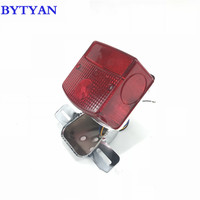 For Prince HJ125 8 GN125 rear taillights Suzuki taillights assembly brake lights motorcycle accessories Covers