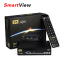 [Auténtica] V8 Súper PowerVu DVB-S2 TV Vía Satélite Receptor Soporte Youtube Youporn Cccamd Newcamd Biss Llave USB Wifi Set Top Box