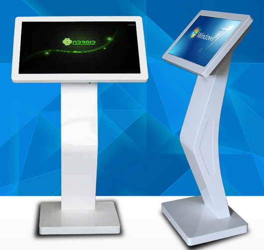 21.5 24 28 28 32 Inch Android TV Digital Signage All In One Touch Interactive Kiosk Computer