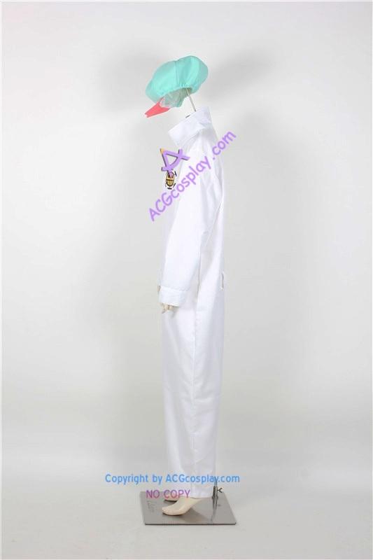 One Piece Heart Pirate Shachii Cosplay - Կարնավալային հագուստները - Լուսանկար 2