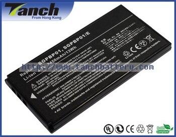 Laptop batteries for SONY SGPBP01 SGPT211AU/S SGPT211US/S SGPT211US SGPT211HK,/S SGPT211AU SGPT211JP 3.7V 3 cell