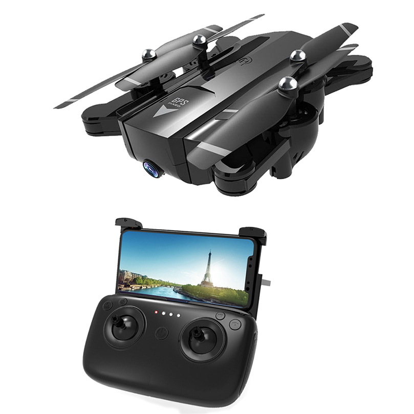 SG900-S GPS <font><b>Drone</b></font> Camera HD 720P 1080P Profession FPV Wifi RC <font><b>SG900S</b></font> <font><b>Drone</b></font> Fixed Point Altitude Hold Follow Me <font><b>Drone</b></font> Quadcopter image