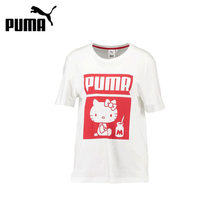 Nueva llegada Original auténtico PUMA mujeres Camisetas manga corta ropa  deportiva 0064fb1d8bc58