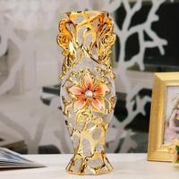 אירופה סגנון קרמיקה אופנה המודרנית אגרטל פרחים, אגרטלים דקורטיביים קישוט החתונה קישוט הבית וקישוט שולחן