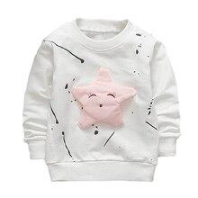 Star Printed Sweatshirt