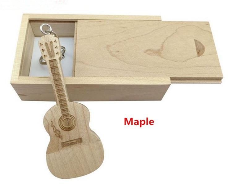 100% de capacité réelle en forme de guitare en forme de stylo de - Stockage externe - Photo 5