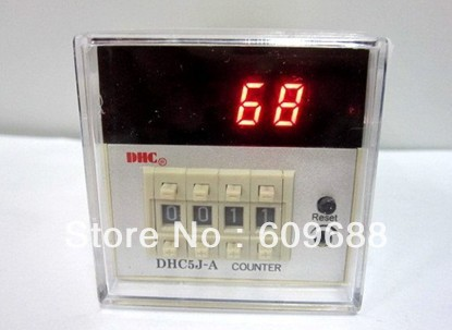 DHC5J-A Electronic Digital Counter Relay ControlDHC5J-A Electronic Digital Counter Relay Control