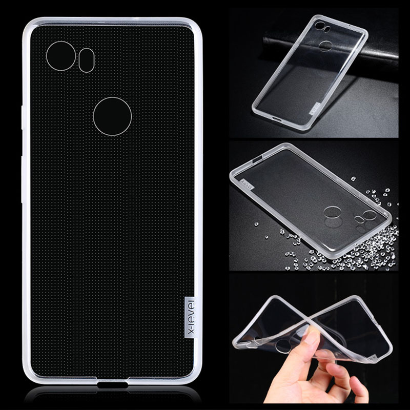 X-Level Phone-Case Back-Cover Pixel For Google 2-xl/2xl/Soft/Tpu High-Quality Ultra-Thin