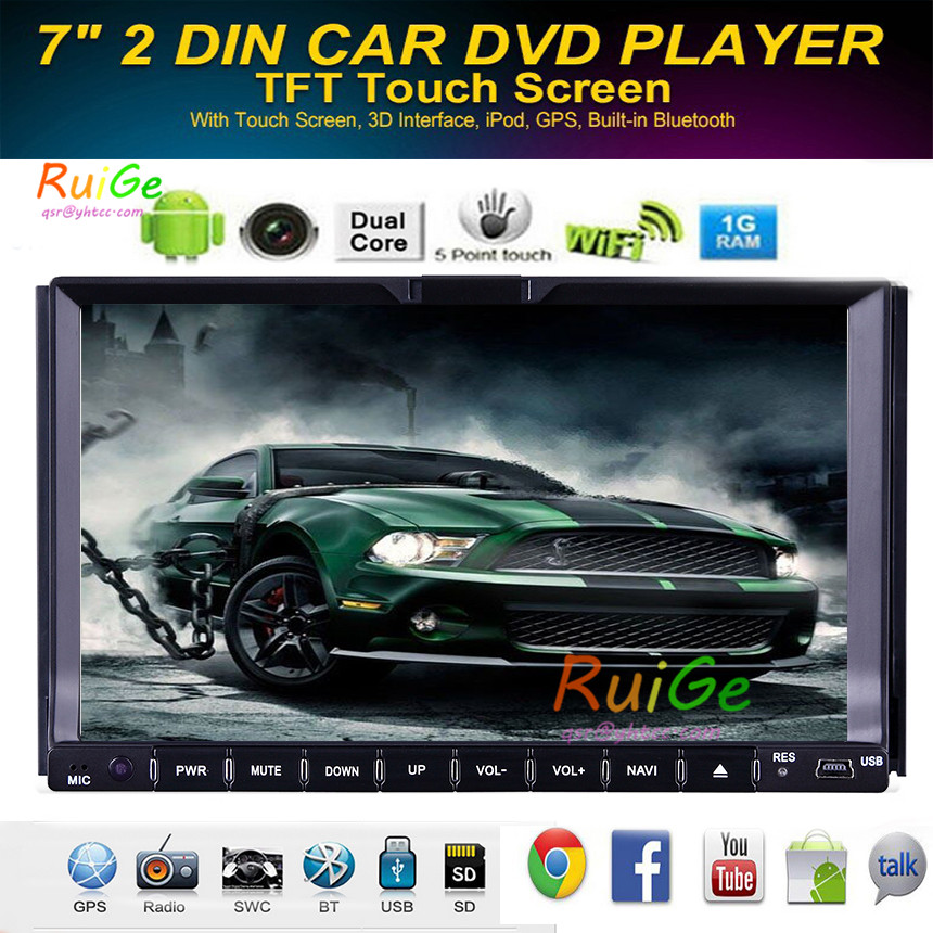 2 Din Android 511 Car Gps For Honda Crv Agreement Fit Civic