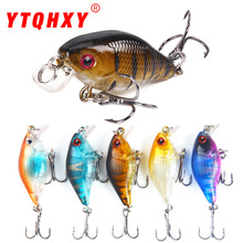 Minnow Fishing Lures 4cm 4.6g 3D Eyes Plastic Hard Bait Crankbait Wobblers With 6# Hooks Artificial Japan Swimbait Peche Tackle 1pcs japan minnow artificiais hard bait 9 5cm 15g sinking minnow fishing lures wobblers crankbait swimbait 3d fishing eyes