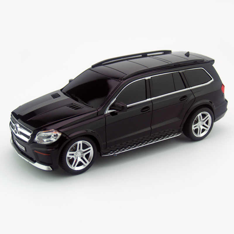 Licensed 1 24 Rc Car Model For Benz Gl550 Remote Control Radio