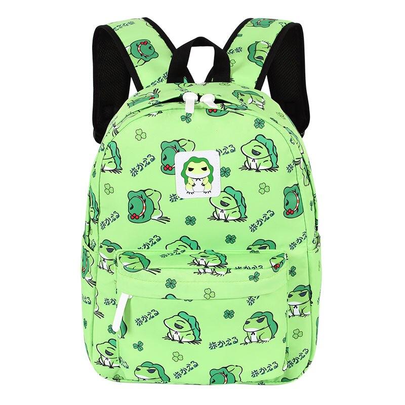 Sac à dos de voyage grenouille sac de haute qualité grands sacs à dos pour hommes sac de porte de voyage sac à bandoulière d'école sac à dos mochila