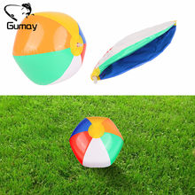 Water Sport Entertainment 23 cm Opblaasbare Zwemmen Duiken Zwembad Play Party Water Game Ballon Strand Bal Speelgoed Fun Speelgoed Accessoires(China)