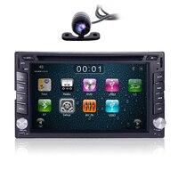 Car monitor cho Nissan Navara D40 07-15 iPod Đài Phát Thanh FM AM RDS iPod Game DVD USB SD DAB Bluetooth chỉ đạo wheel camera quan sát phía sau