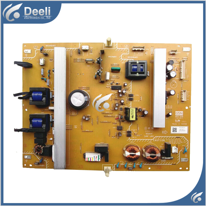95% new Original for power supply board KDL-52W5500 KDL-52v5500 1-879-246-11 APS-245 good working 1 883 893 11 kdl 40hx720 used disassemble