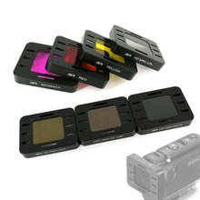 Защитный фильтр для объектива ND4, ND8, ND16, CPL, красный, Magenta, желтый цвет, для Sony, MPK UWH1, HDR, AS50R, AS300, AS300R, X3000, X3000R