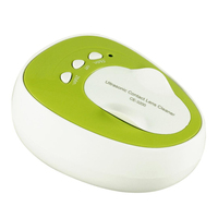 Mini 4 ml contact lens contactlenzen doos automatische reiniging ultra sonic cleaner bijziendheid bril usb ultrasone reinigingsmachine