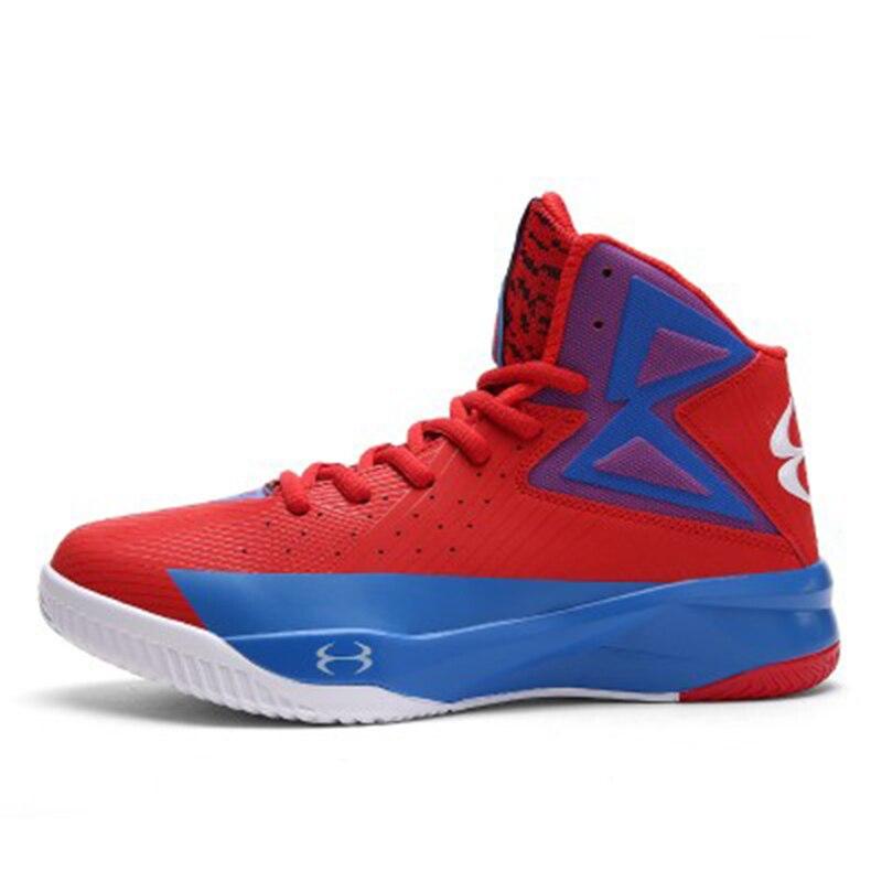 Newest Men/Women Basketball Shoes 2016 Male Boots Anti-slip outdoor Boys Sport Sneakers Plus Size EU 36-45 Free Shipping