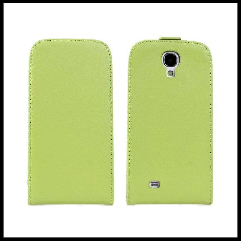Para samsung galaxy s4 flip caso accesorio del teléfono móvil de la contraportad