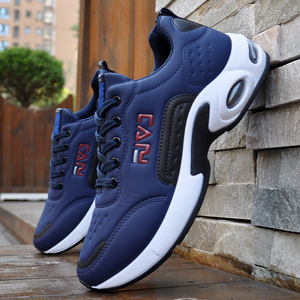 Image 4 - Autumn Men Sneakers Breathable Work Shoes Casual Sport Shoes Outdoor Walking Shoes Air Cushion Male Shoes Zapatos Hombre Sapatos