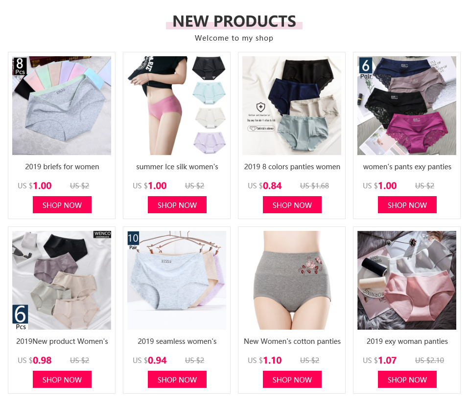1/2Pcs briefs panties for women cotton seamless panties woman Mid-Rise Sexy lingerie women seamless panties  Girl shorts culotte