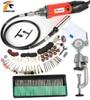 Tungfull Electric Drill Rotary Tool Accessories Rotary Grinder Tool Flex Shaft Drilling Machine Dremel Mini Drill