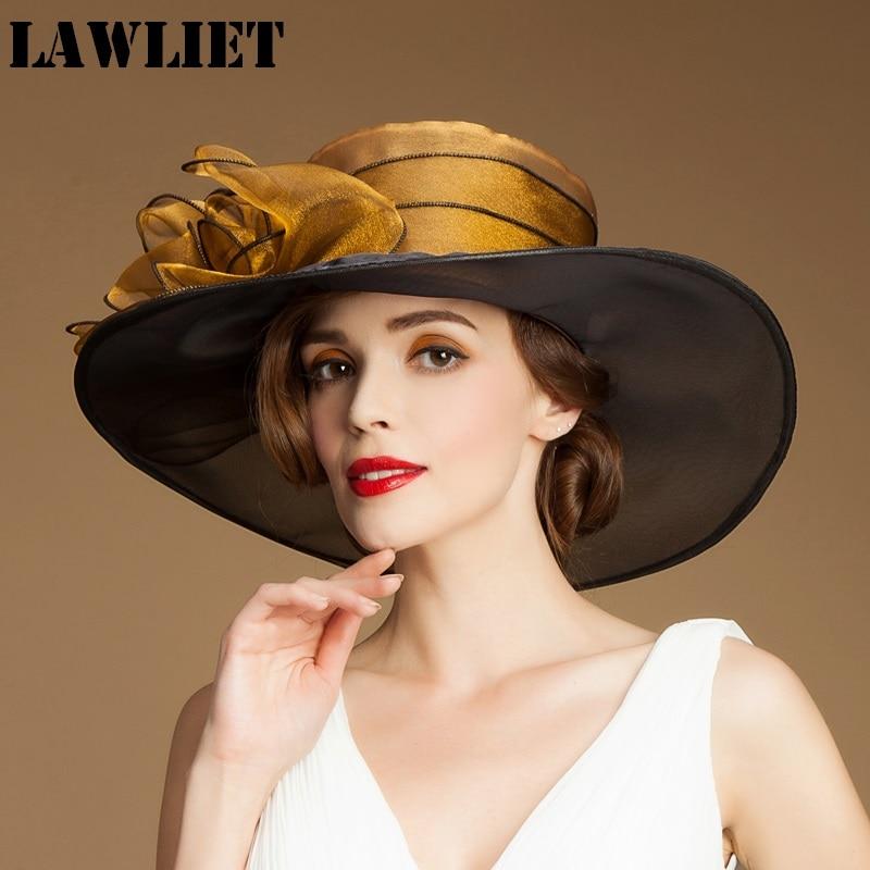 Popular Womens Dress Hat-Buy Cheap Womens Dress Hat lots from ...