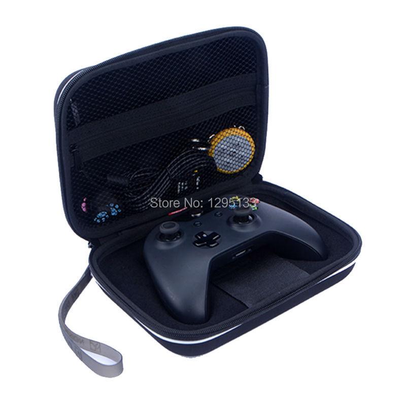 Videospiele Gaming Stoßfest Grand Airform Reise Lagerung Carring Tragbare Tasche Controller Tasche Lagerung Fall Für Xbox One X Dünne Gamepad