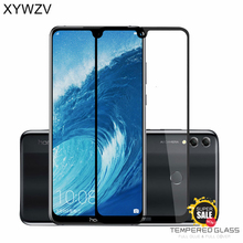 Full Glue Cover Glass Huawei Honor 8X Max Tempered Glass Screen Protector For Huawei Honor 8X Max Glass Phone Film Honor 8X Max glass for honor 8x 20 tempered glass screen protector huawei honor 20 8x glass screen protector hononr 20 phone protective film