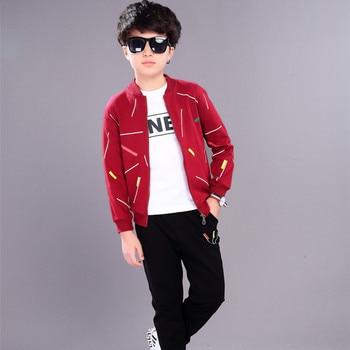 Pakaian Set (Jacket, Tshirt, Pants)  6