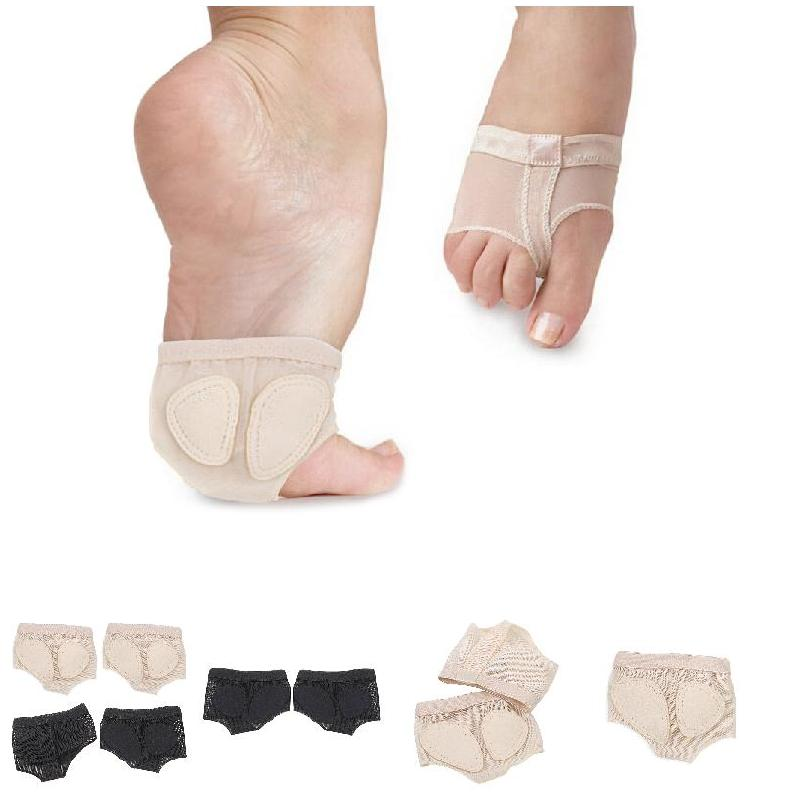 2019 Fashion Hot 1 Pair Soft Sole Paw Ballet Cover Dance Foot Forefoot Toe Feet Protection Toe Pad Shoes SMA66 in Belly Dancing from Novelty Special Use