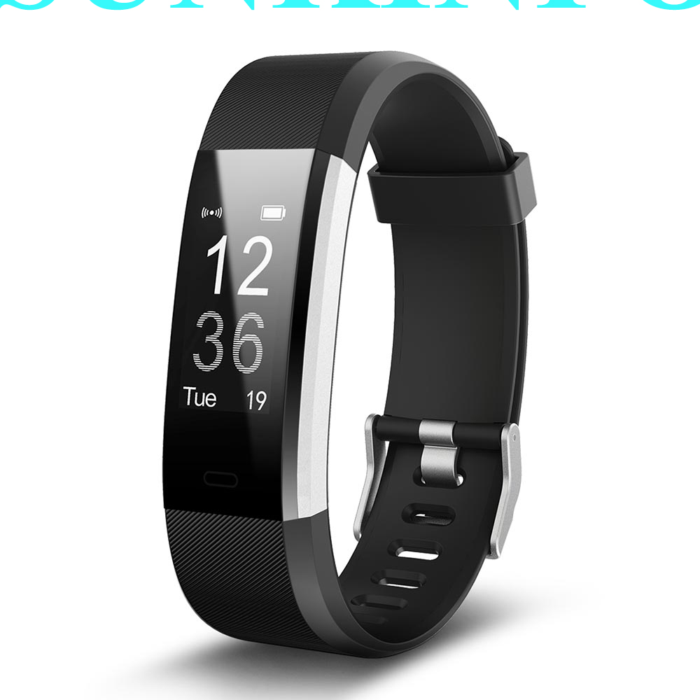 US $24 04 68% OFF|Bluetooth Smart Wristband Bracelet Fitness Sleep Tracker  Pedometer Heart Rate Monitor for Google LG Nexus G5 E980 D820/ Pixel XL-in