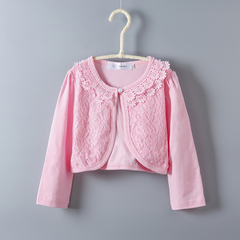 Toddler Kids Jackets Baby Girl Winter Clothes Little Girls
