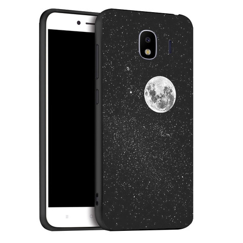 Soft Black Silicone Case For Samsung Galaxy J4 2018 EU Cases TPU  Phone Cover For Samsung J4 Plus 2018 Covers Bumper Fundas Lahore