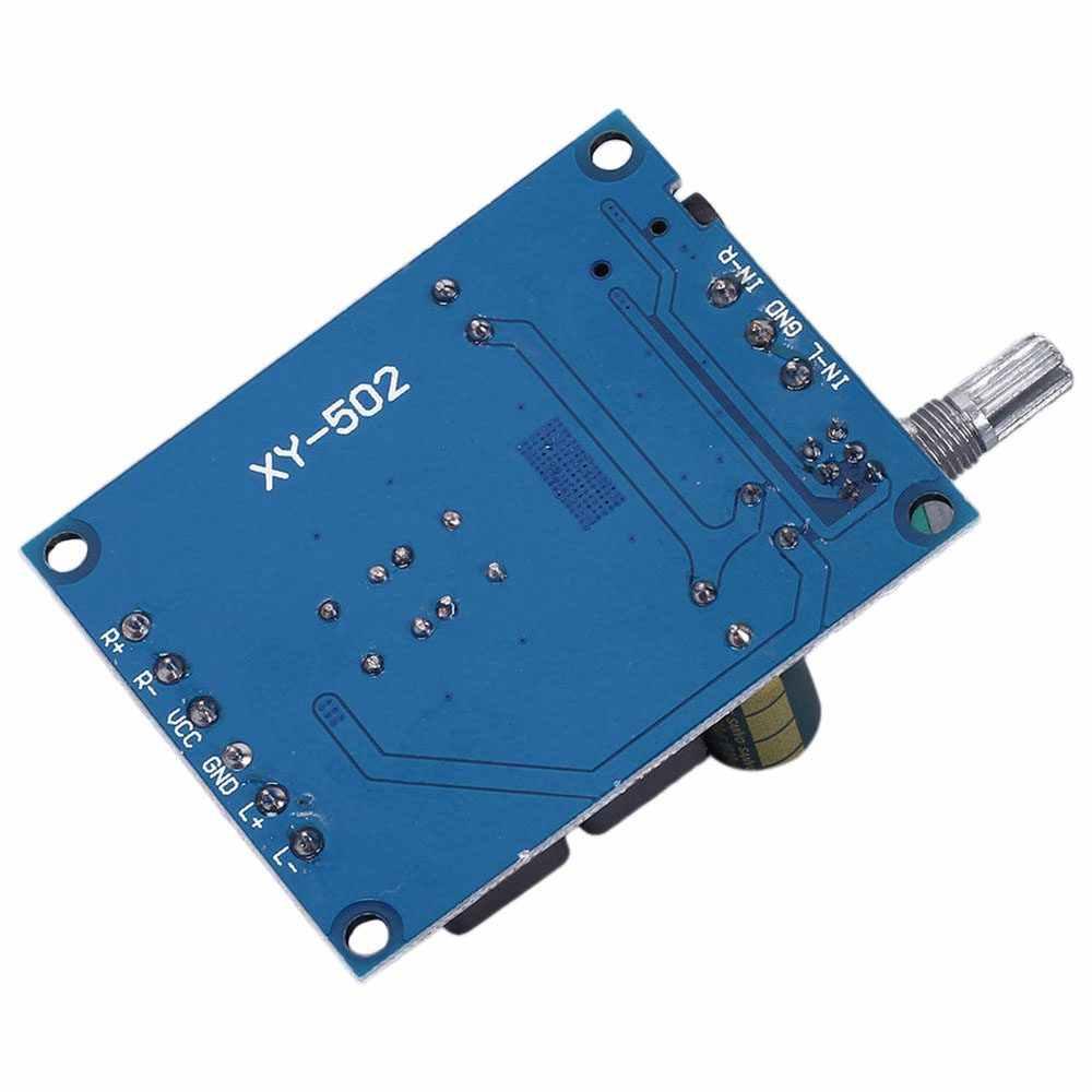 2x50W TPA3116D2 carte amplificateur numérique stéréo double canal DC 4.5-27V classe D