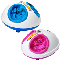 Best Sale Foot Massager Improves blood circulation releases pressure Rolling Kneading Air Pressure Heating Shiatsu Foot Massager
