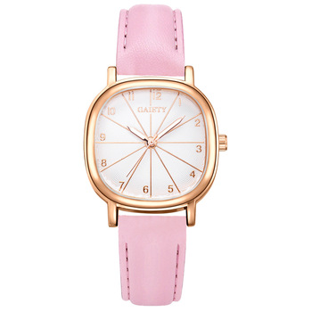 цена на 2019 New Fashion Watches Women Luxury Brand JW Rose Gold Creative Watch Clock Ladies Casual Leather Quartz Dress Wristwatches