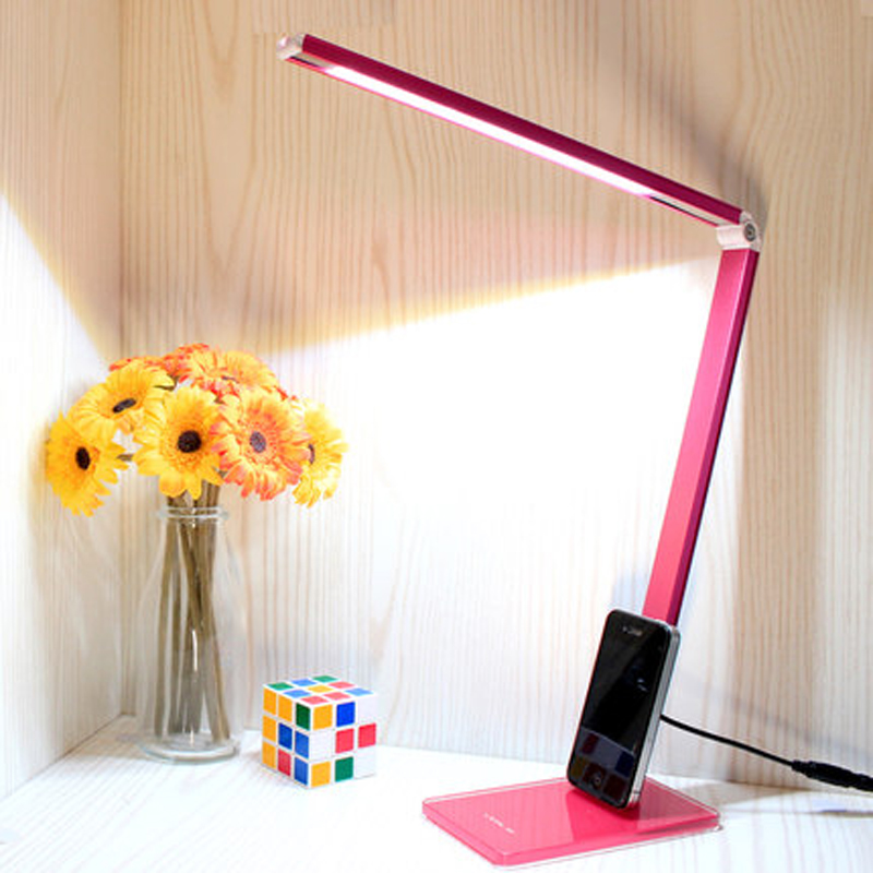 Led 6w Eye Protection Desk Lamp Student Desk Bedroom