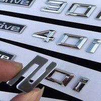 car sticker 1pcs 3D ABS Car Styling XDrive Logo Emblem X Drive 20i 25i 28i 30i 35i 40i 48i 50i For BMW X1 X3 X4 X5 X6 Door Sticker (2)