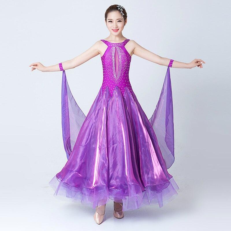 b1f72a0fe7afc21 Костюмы для бальных танцев Вальс Танго испанский Костюмы для фламенко платье  для танцев Стандартный Костюмы для бальных танцев платье мног.