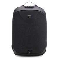 Luxury Coded Lock Backpack For Travelling Business Men S USB Charge Port Backpack Anti Theft Women