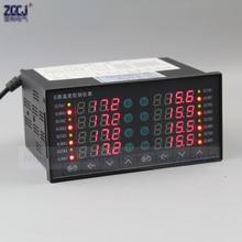 Digitale Thermostaat 8 Manieren Ssr Output Temperatuur Controller Met 8 Manieren Dc Voltage Alert Output Met RS485 Communicatie