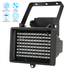 96PCS LED illuminator 빛 IR 적외선 옥외 방수 야간 시계 지원 CCTV 감시 사진기를위한 LED 램프