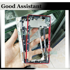 Image 2 - Original 5.0inch For Lenovo VIBE Shot Z90 7 Z90 3 z90a40 z90 a z90a Middle Frame Mid Housing Bezel Middle Frame Replacement
