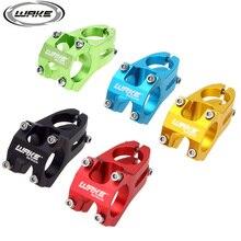 WAKE MTB руль для велосипеда, вынос руля для велосипеда, 31,8 мм, велосипедные детали для велосипеда, 5 цветов, вынос руля для велосипеда, алюминиевый сплав